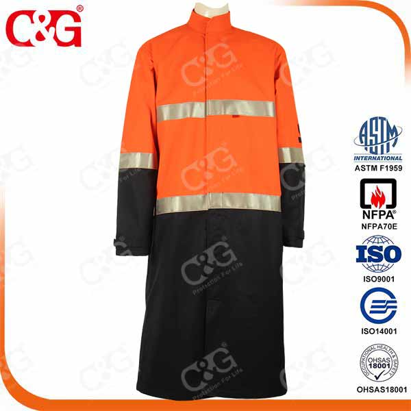 40 cal electric arc flash safety suit