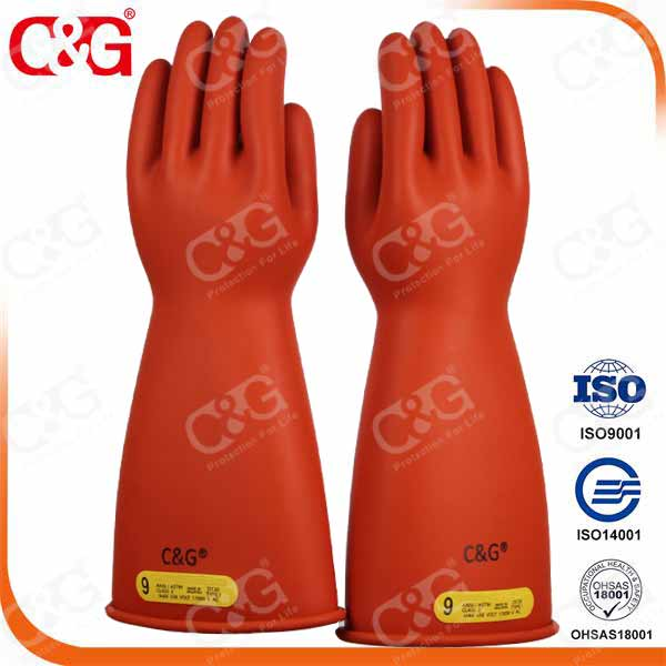 HRC 4 Electrical arc Protection 40 cal/m2 Gloves