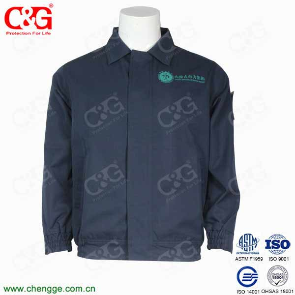 Arc Flash Protective Jacket Uniform Security Protection