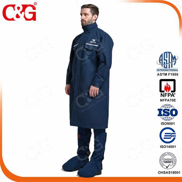 12.3cal Protera Electric Arc Flash suit- Robe