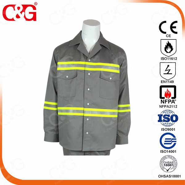 Arc Flash Block Shirts 8.7 Cal/cm2