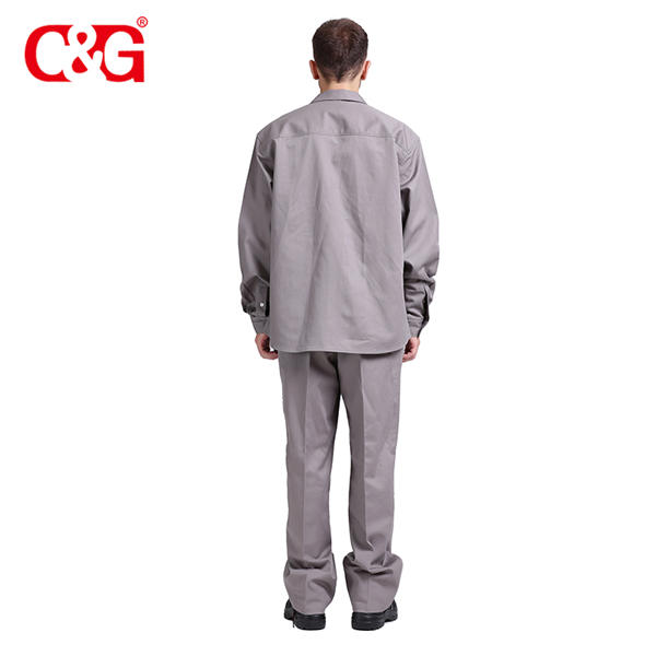 Exquisite 8812 arc flash protective electrician fireproof suit shirt