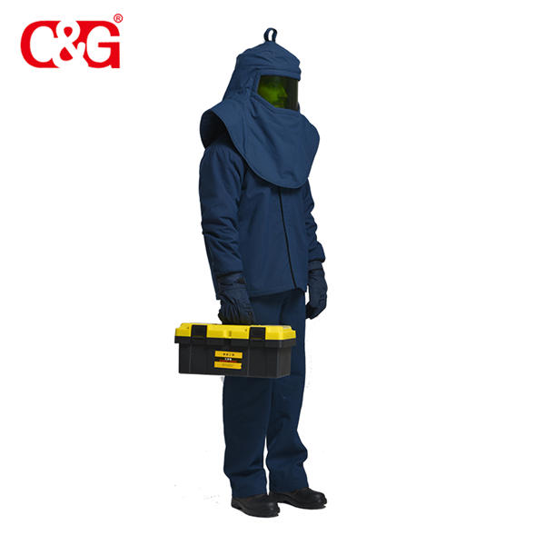 Arc Flash Protection Suits & Kits 65cal