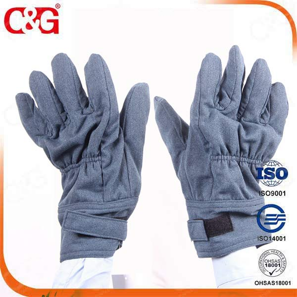 40cal Industrial Electric Arc Flash Protection Gloves