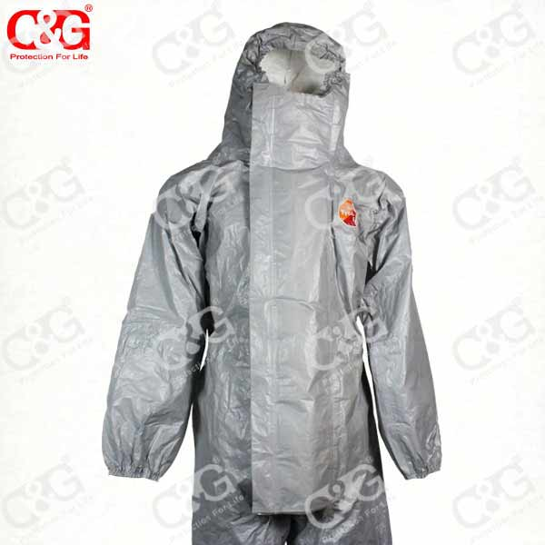 Chemical Coveralls Chemical Protective Workwear