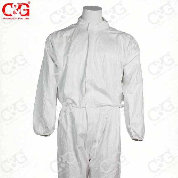 Chemical Protective Safety Clothing Disposable