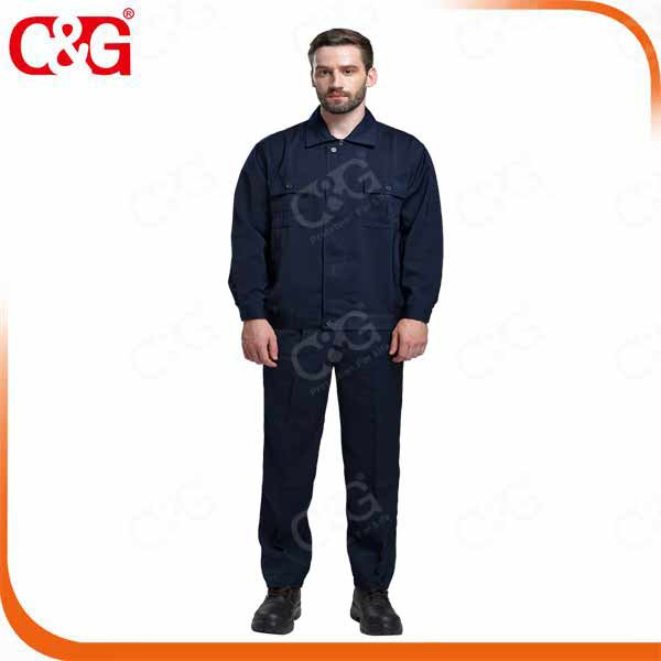 Acid and alkali resistant chemical protective clothing