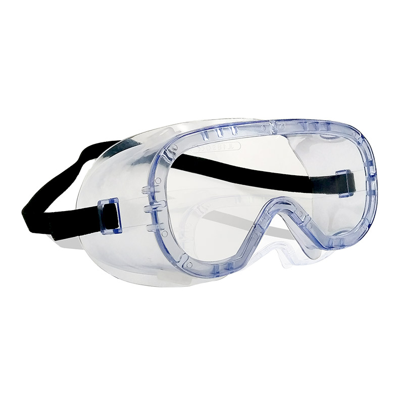 Safety Goggles  GB 10213 (EU) 2017/745 EN 455 EN420 EN ISO 374
