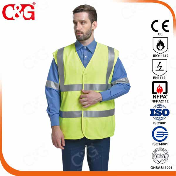 high quality competitive FR Safety Vest