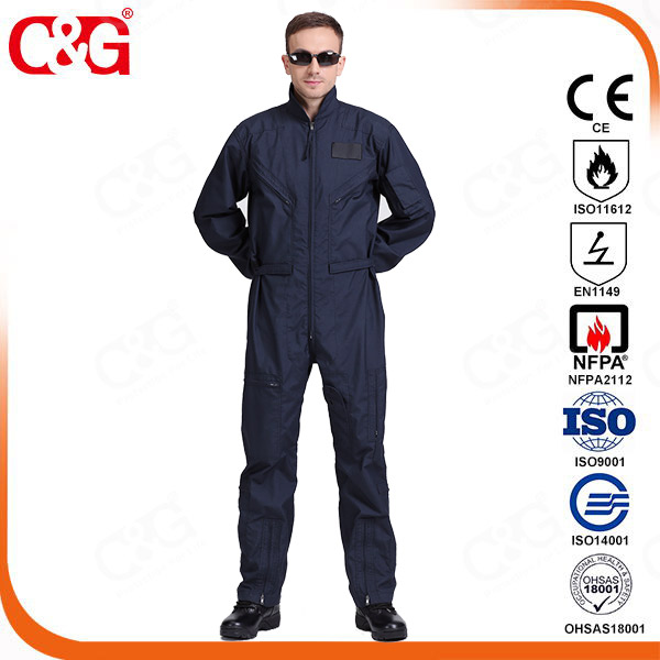 Flight Suit (CWU-27/P), Dupont Nomex IIIA Flight Suit, CWU-27/P Flight Suit