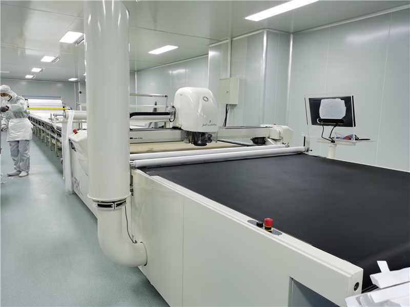 Class 100000 Cleanroom