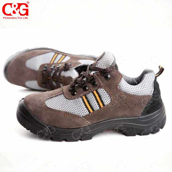 leather insulating shoes