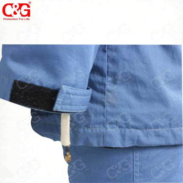 Workwear Winter Jackets Anti-static Suit