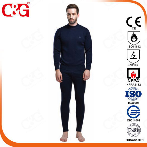 Anti Static Knitted Clothing