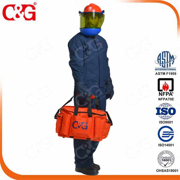 Electric Arc Flash Protective Clothing 12cal