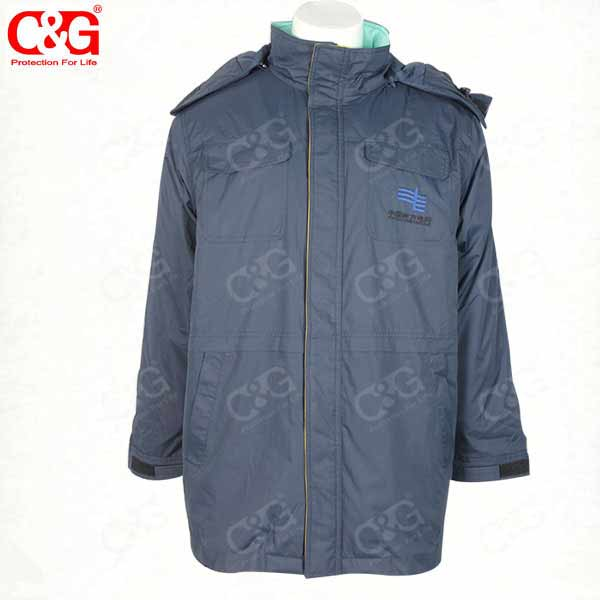 Winter Jacket Workwear Arc flash protective