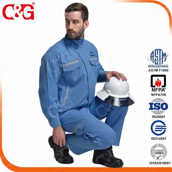 8.7 Cal Arc flash shirt and pants