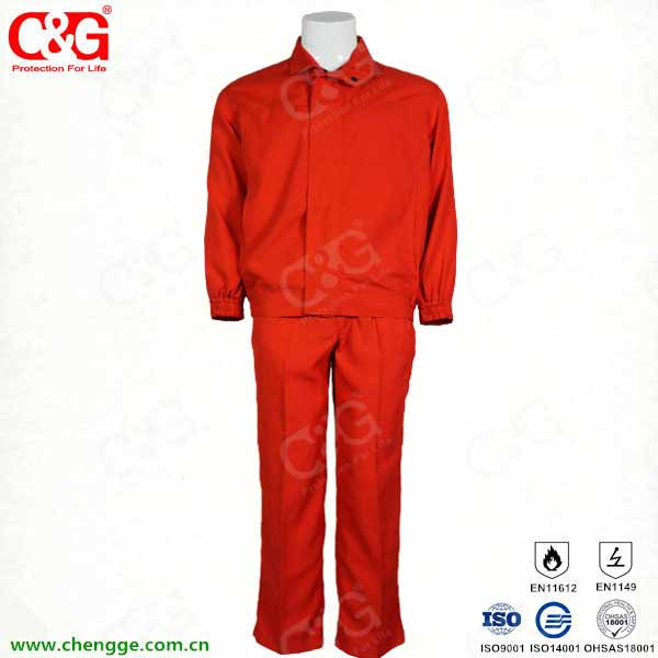 Fire Protection Jackets Flame Resistant Jacket 12.3 cal/cm2