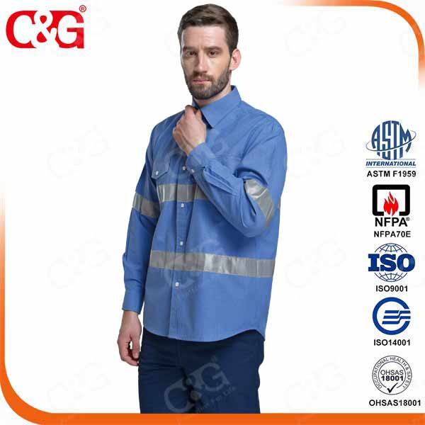 12.3 cal arc flash protective clothing