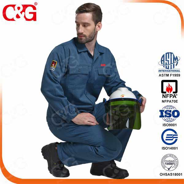 8.7cal protera arc flash protection jacket
