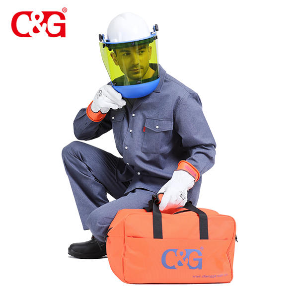 Best 8 cal arc flash category 1 protective clothing materials for ASTM F2621