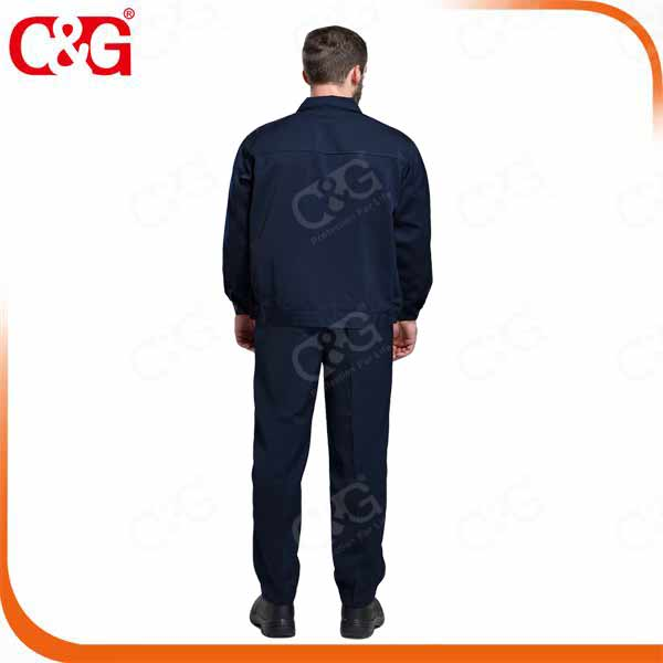 C&G acid and alkali resistant chemical protective clothing