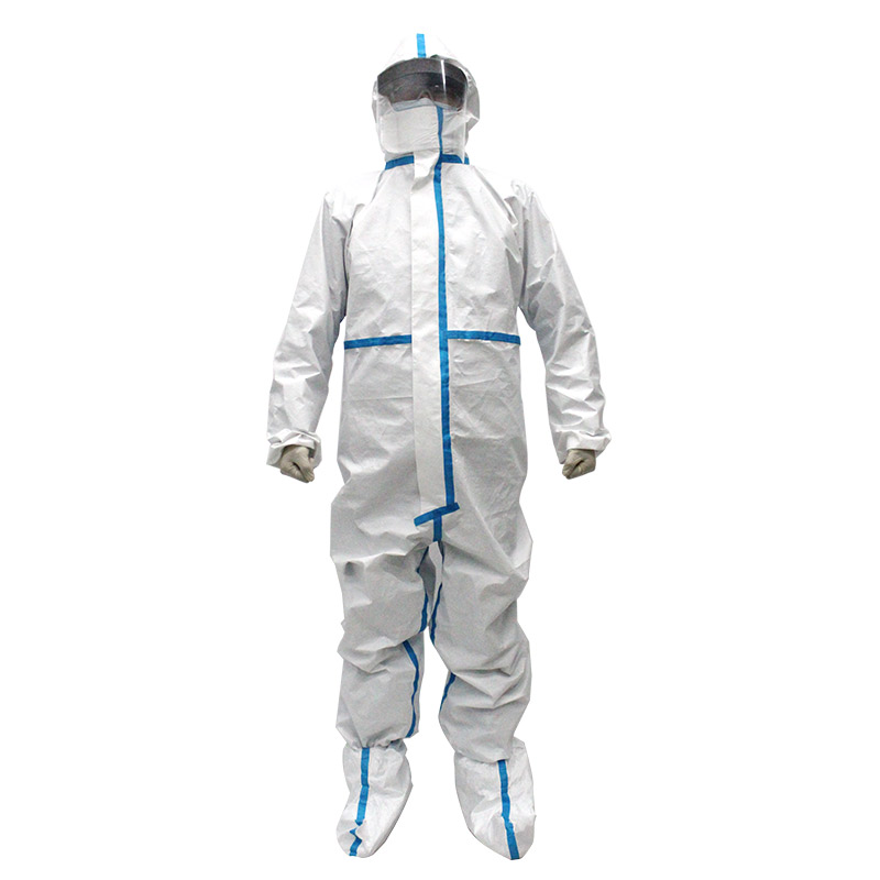 CG400BS Disposable Protective Clothing