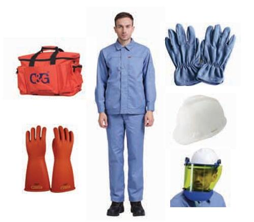 25cal/cm² Arc Flash Protective Clothing Kit