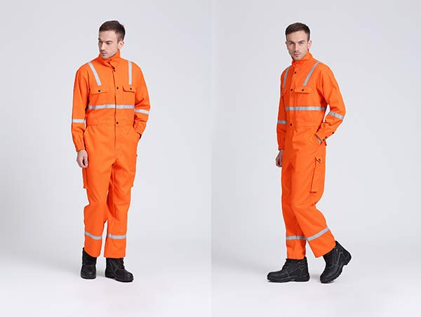 The properties of C&G Safety flame retardant clothing