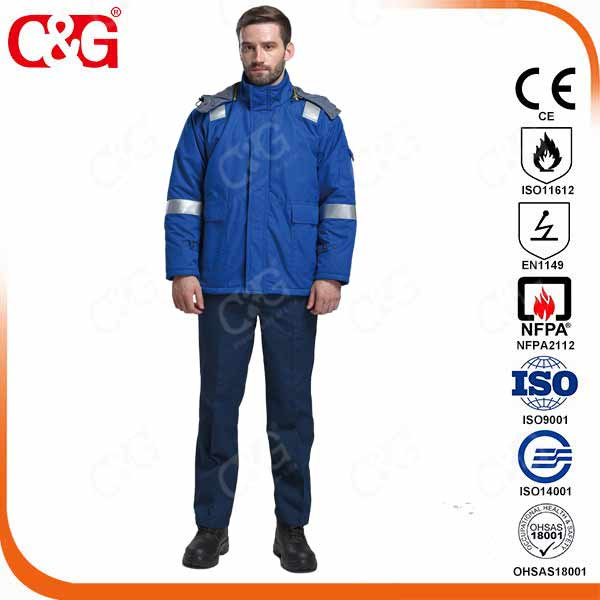 Fire resistant Welding jacket