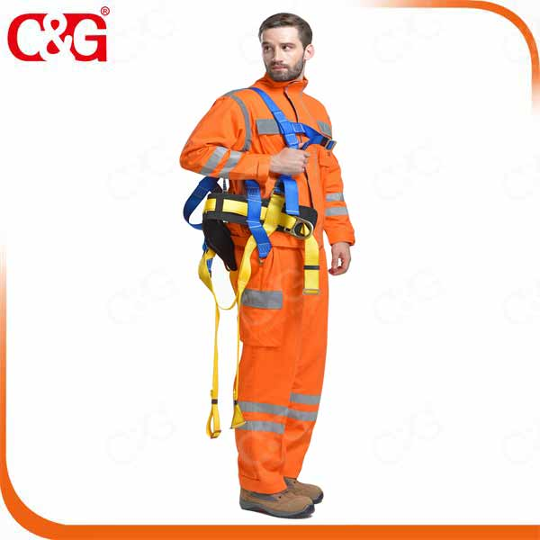 Rescue Garment reflective safety jacket