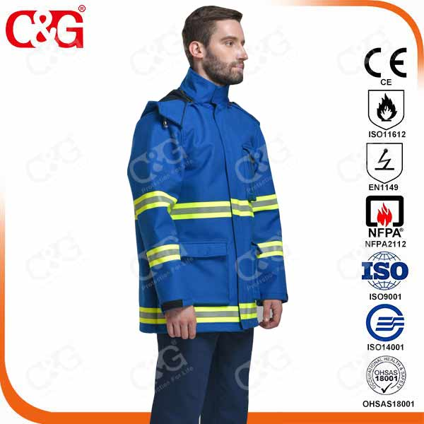 waterproof jacekt welding jacket safety jacket outdoor winter jacket
