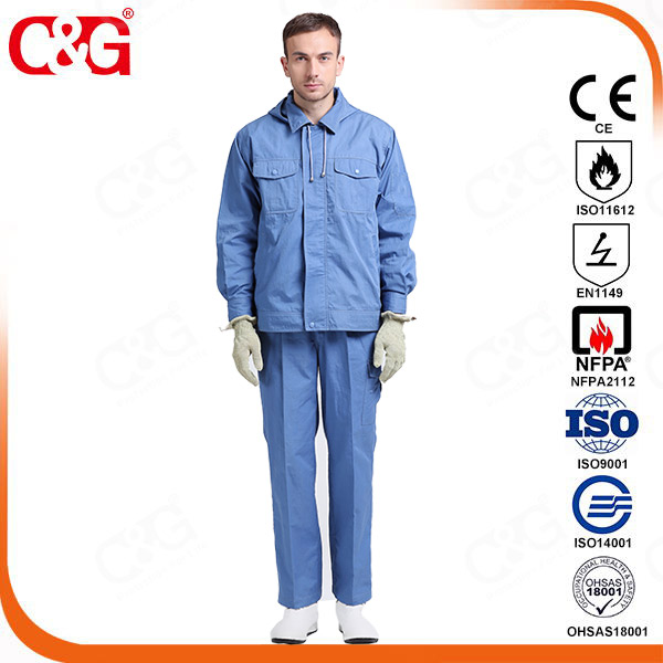 Microwave Electromagnetic Radiation Protective Clothing
