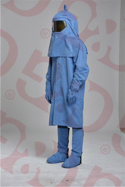 33cal arc flash robe5