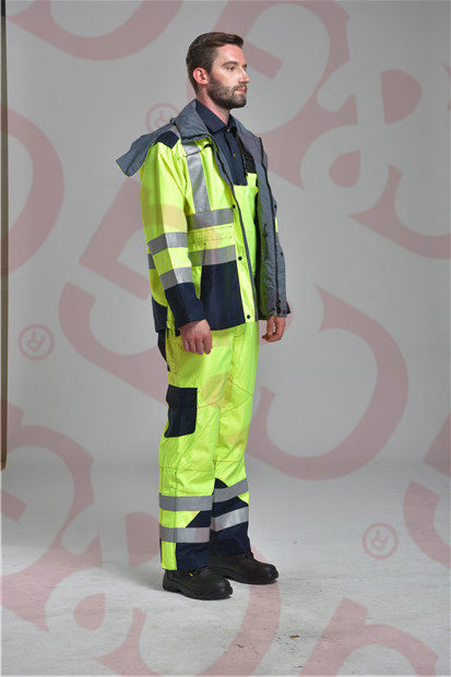 arc and flame retardant rainwear