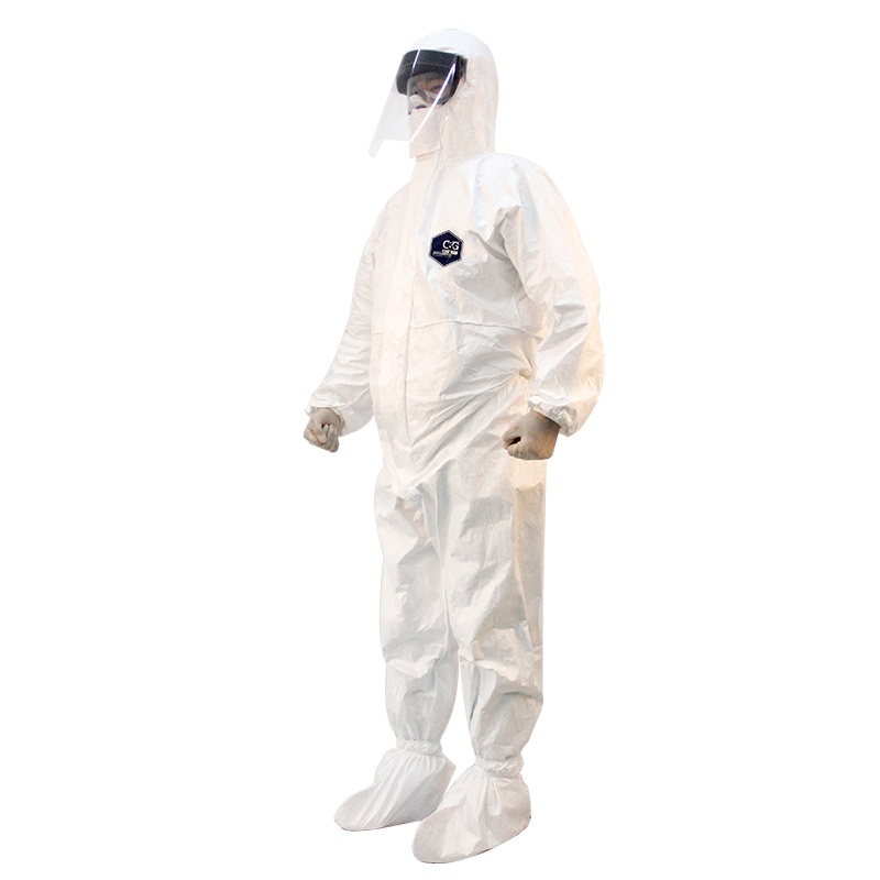 Protective clothing, Category III, Type 5 B and 6 B, EN 14126 (1)