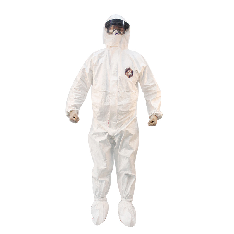 Protective clothing, Category III, Type 5 B and 6 B, EN 14126 (2)