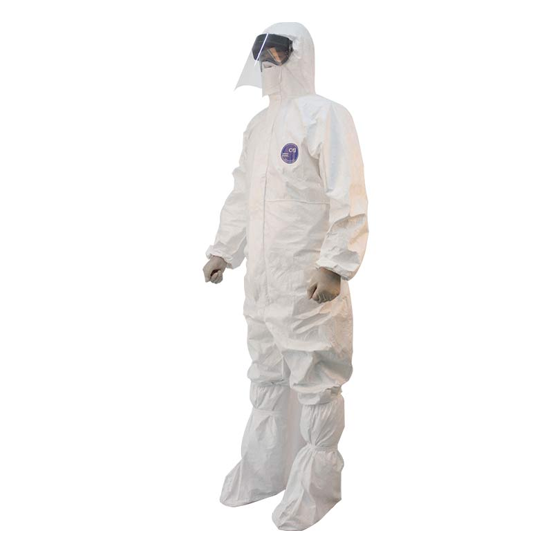 Protective clothing, Category III, Type 5 B and 6 B, EN 14126 (4)