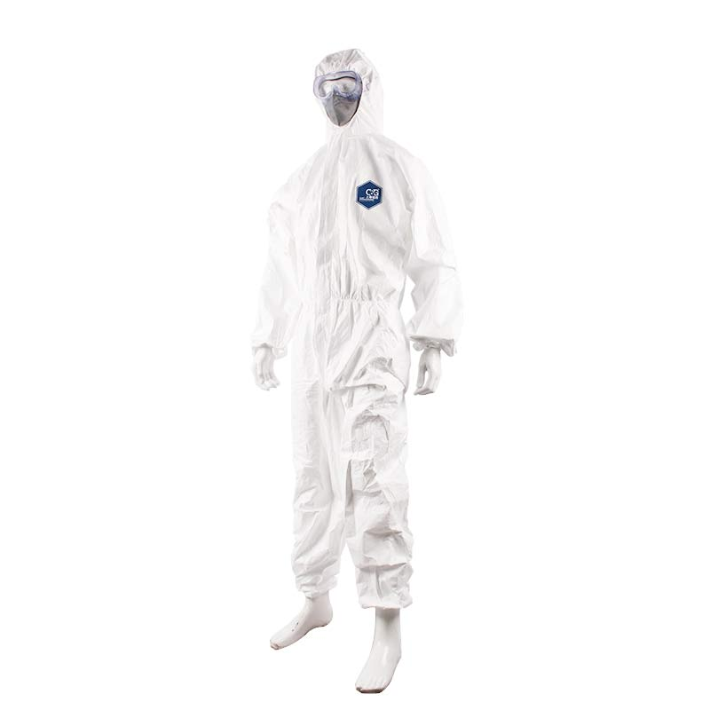 Protective clothing, Category III, Type 5 B and 6 B, EN 14126 (7)