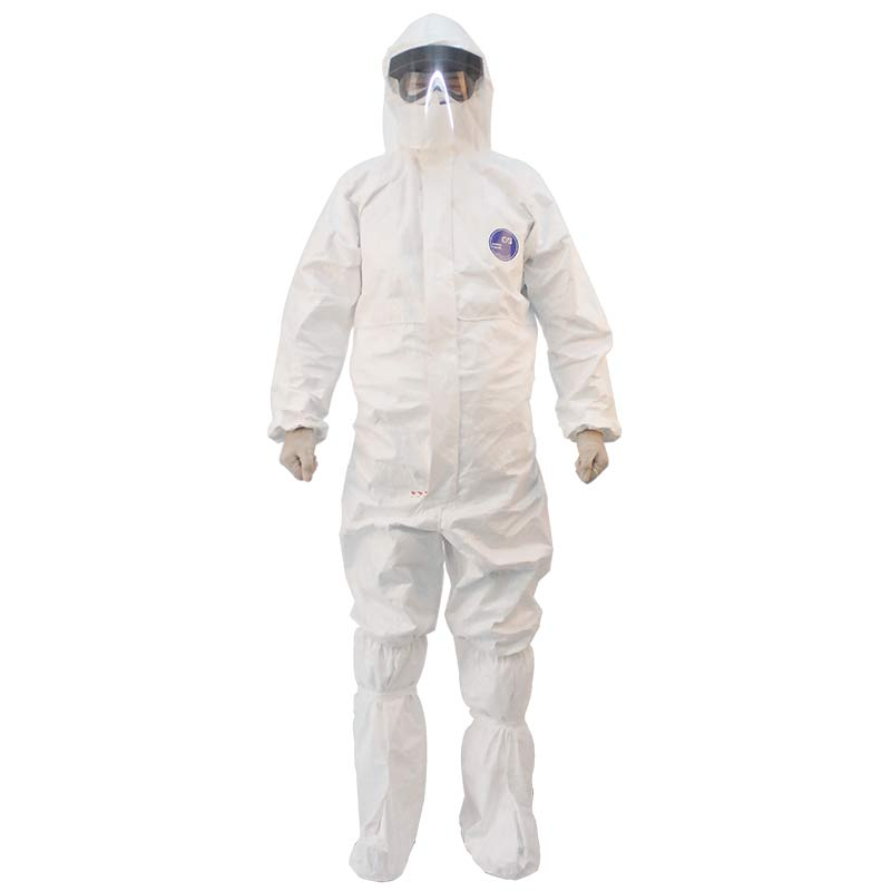 Protective clothing, Category III, Type 5 B and 6 B, EN 14126 (9)
