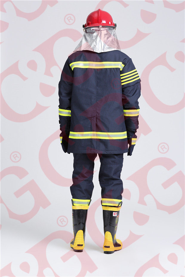 Firefighting command suit design11
