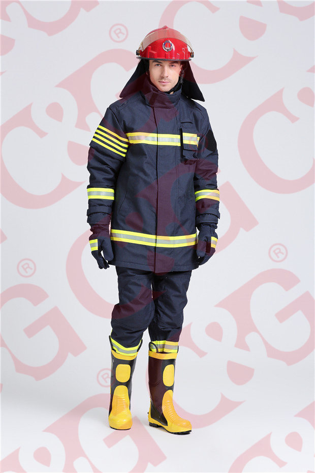 Firefighting command suit design110