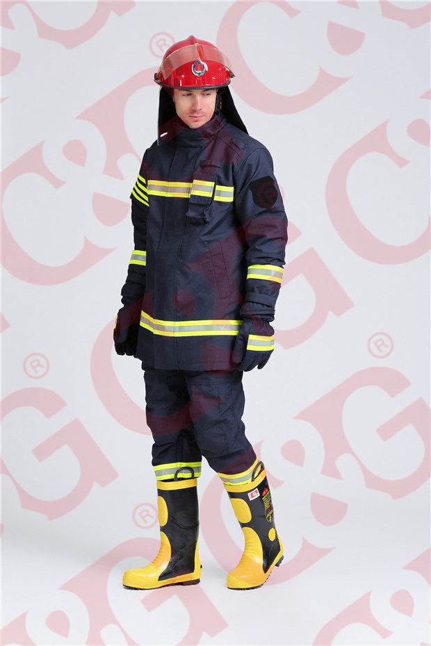 Firefighting command suit design111