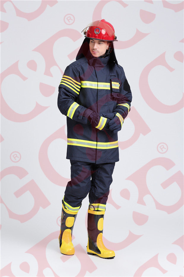 Firefighting command suit design112