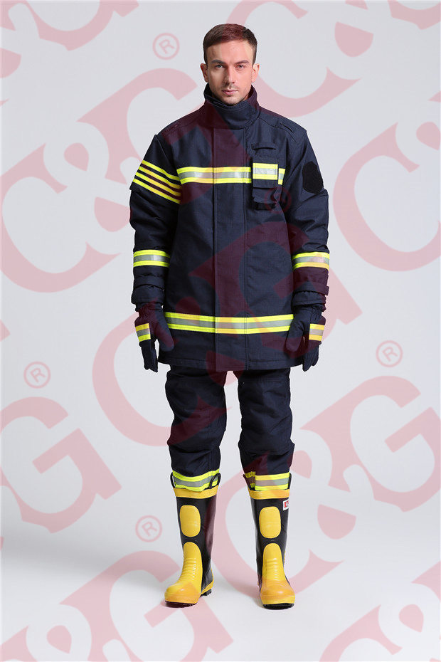 Firefighting command suit design113