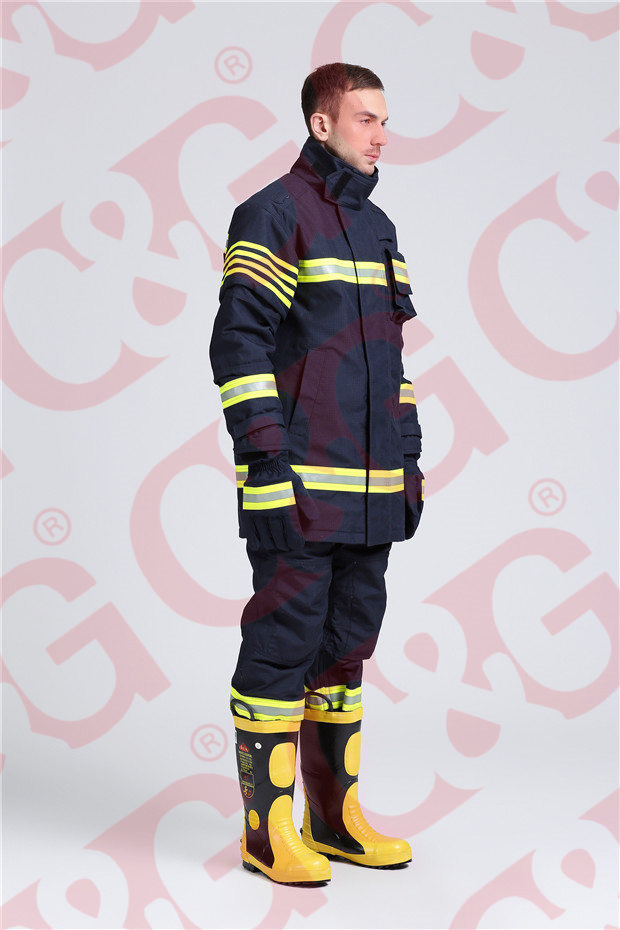 Firefighting command suit design114