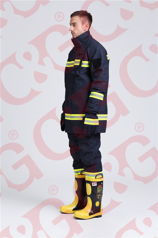 Firefighting command suit design115