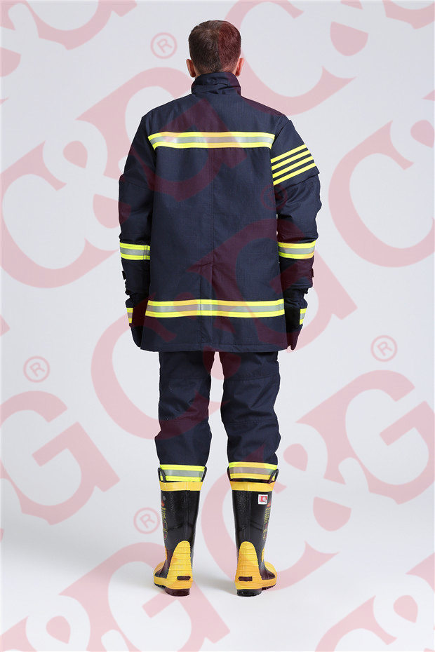 Firefighting command suit design116