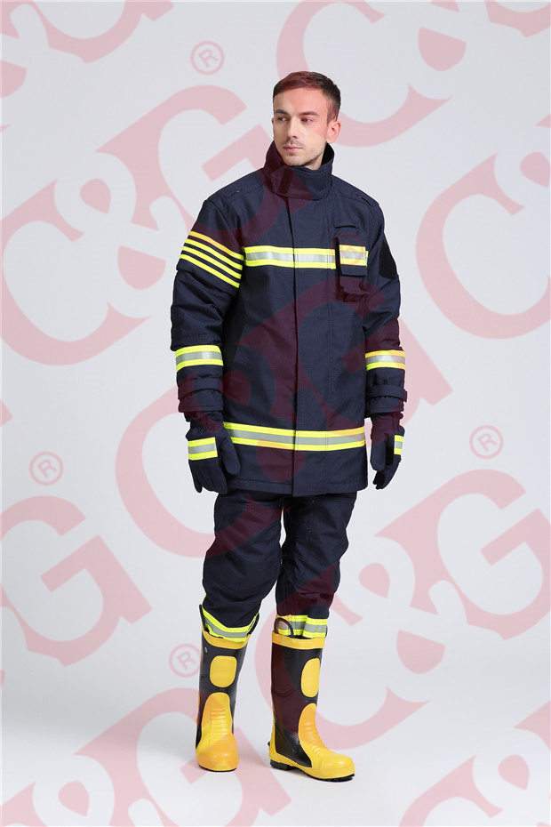 Firefighting command suit design118