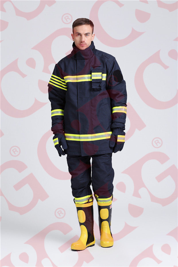 Firefighting command suit design119